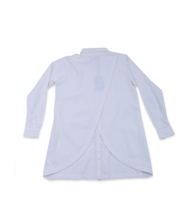 ARAGORN LADIES SHIRT LONG  WHITE 10