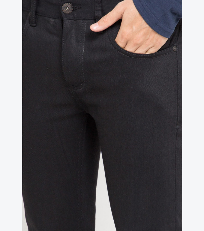 SKULLZ MAN EVO DENIM BLACK 28